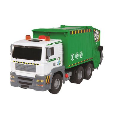 Fast Lane Pump Action Garbage Truck