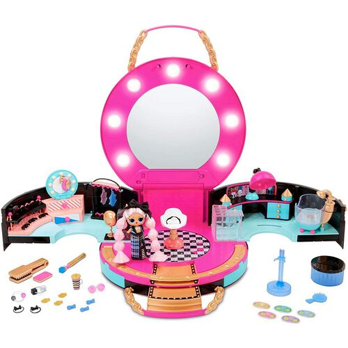 L.O.L. Surprise Hair Salon Playset
