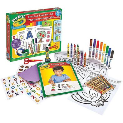 Crayola Preschool Readiness Kit