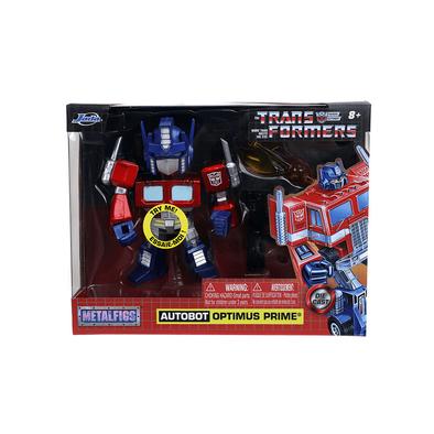 Jada Metalfigs 4 Inch G1 Optimus Prime
