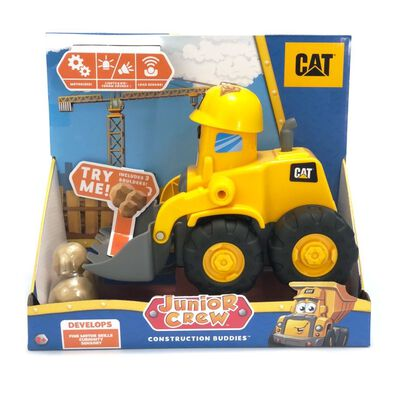 Cat Junior Crew Construction Buddies Wheel Loader
