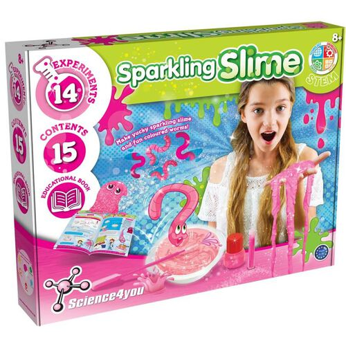 Science4you Sparkling Slime