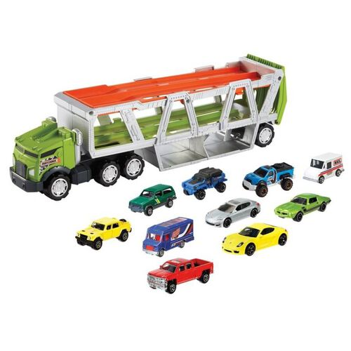 Matchbox Transporter Bundle