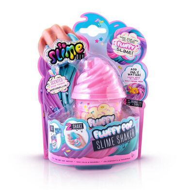 So Slime Fluffy Pop Slime Shaker 1 Pack - Assorted