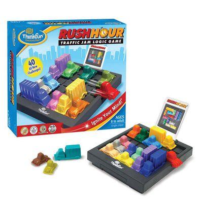 Thinkfun Rush Hour Traffic Jam Logic Game