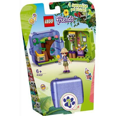 LEGO Friends Mia's Jungle Play Cube 41437