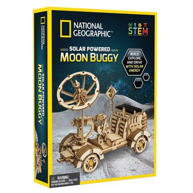 National Geographic Powered Moon Buggy
