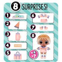L.O.L. Surprise Present Surprise Tots - Assorted