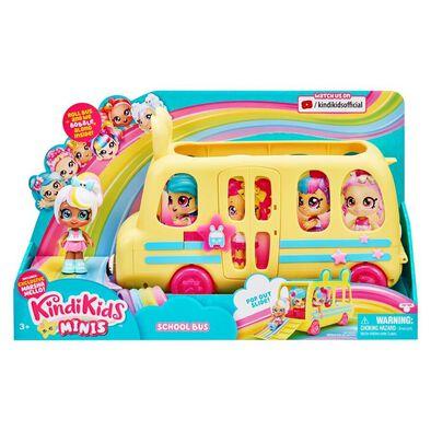 Kindi Kids Mini School Bus
