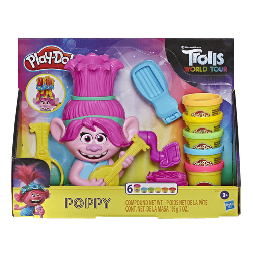 Play-Doh Trolls World Tour Poppy