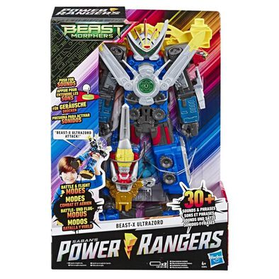Power Rangers Beast Morphers Beast-X Ultrazord Power Rangers Action Figure