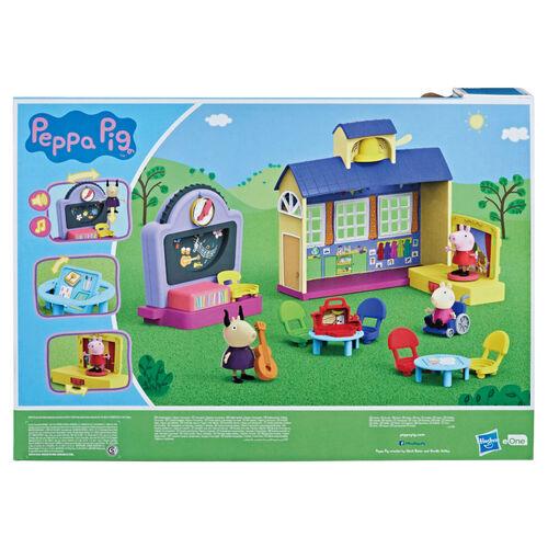 Peppa Pig School Playgroup Playset