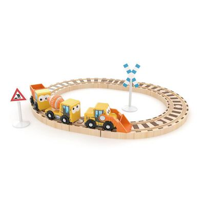 J'adore Train And Rail Set