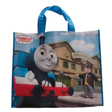 "Toys""R""Us Thomas and Friends Reusable Tote Bag"
