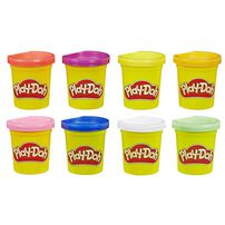 Play-Doh 8 Pack - Assorted