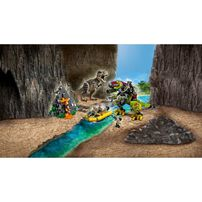 LEGO Jurassic World T. rex vs Dino-Mech Battle 75938