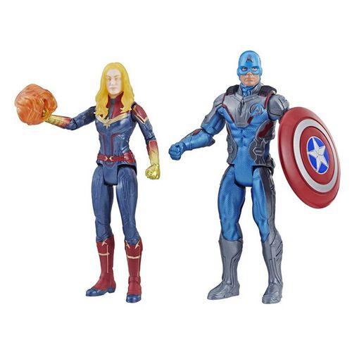 Marvel Avengers Deluxe Movie Team Pack - Assorted