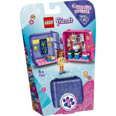 LEGO Friends Olivia's Play Cube 41402