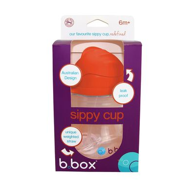 B.Box Sippy Cup 8oz Watermelon