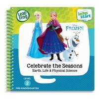 LeapFrog LeapStart Frozen Celebrate the Seasons Earth, Life & Physical Science
