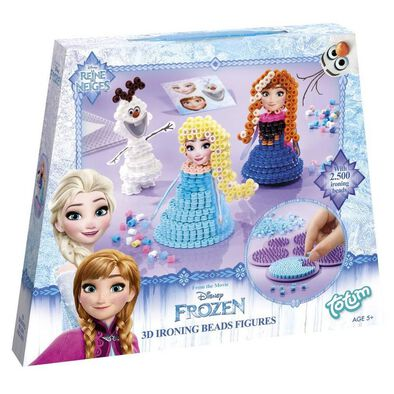 Disney Frozen 3D Ironing Beads