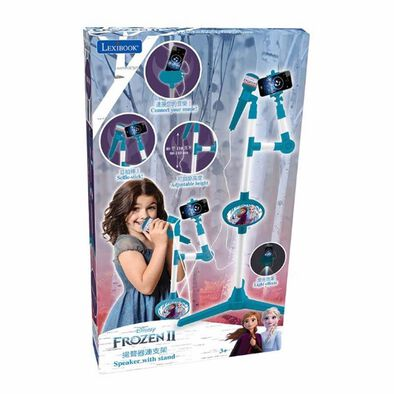 Lexibook Disney Frozen 2 Speaker With Stand