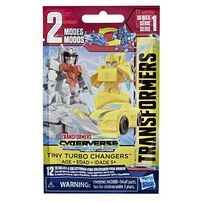 Transformers Cyberverse Tiny Turbo Changers - Assorted