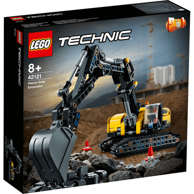 LEGO Technic Heavy-Duty Excavator 42121