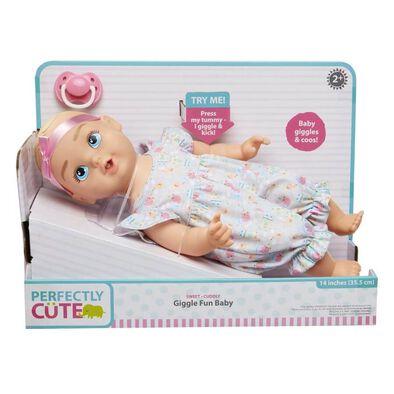 Perfectly Cute Giggle Fun Baby 14 Inch
