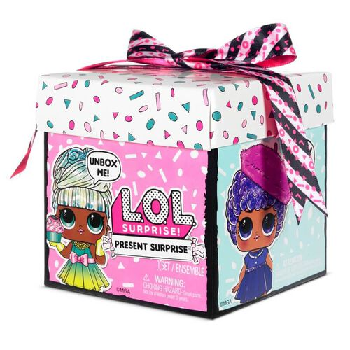 L.O.L. Surprise Present Surprise - Assorted