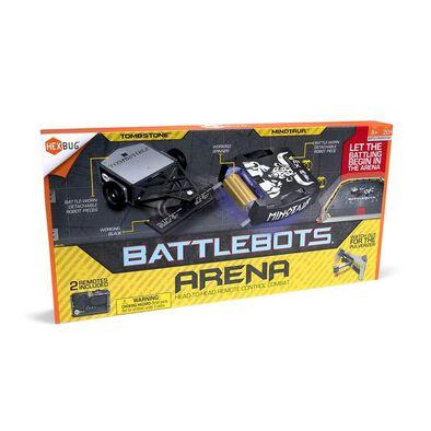 Hexbug BattleBots Arena (Minotaur and Tombstone)
