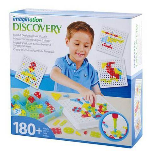 Universe Of Imagination -Build and Design Mosaic Puzzle
