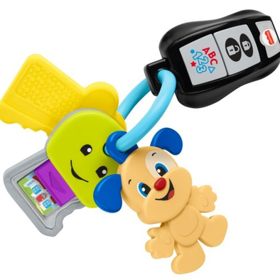 Laugh & Learn Play & Go Keys