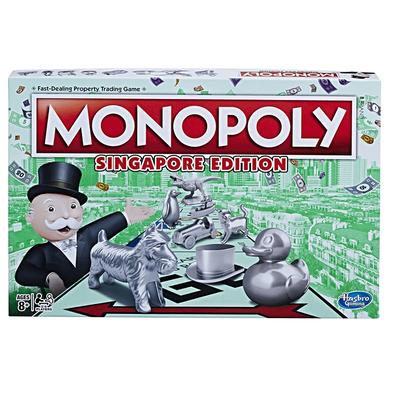 Monopoly Singapore Edition