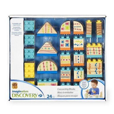 Universe of Imagination Junior Connecting Blocks