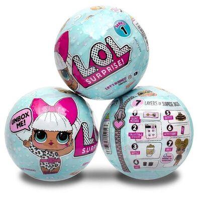 L.O.L. Surprise Tot Ball Series 1