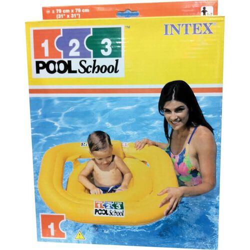 Intex Deluxe Baby Float Pool School Step 1