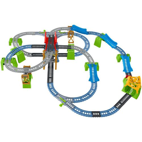Thomas & Friends TrackMaster Percy 6-in-1 Set