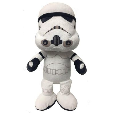 Disney Star Wars 4 Inch Storm Trooper Soft Toy