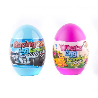 Beardy Egg Candy With Toy Assorted