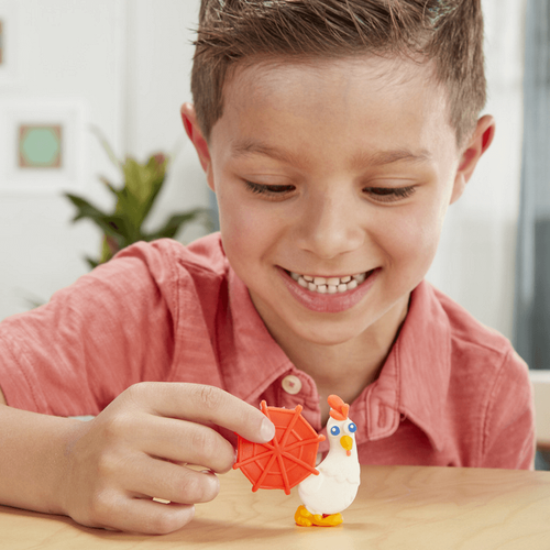 Play-Doh Rescue Rolling Chase