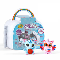 Crayola Scribble Peculiar Pets Cloud Clubhouse
