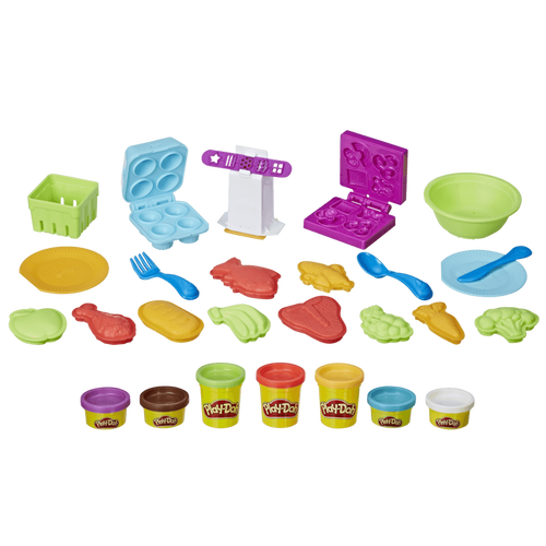 Play-Doh Kitchen Creations Grocery Goodies
