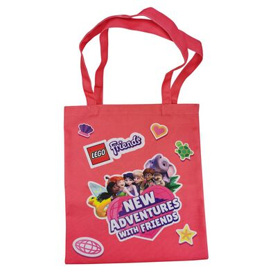 Gift With Purchase - LEGO Friends Tote Bag - NOT FOR SALE