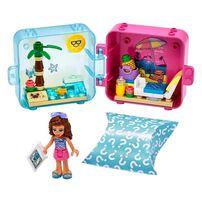 LEGO Friends Olivia's Summer Play Cube 41412