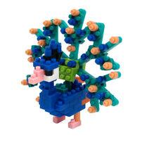 Nanoblock Peacock