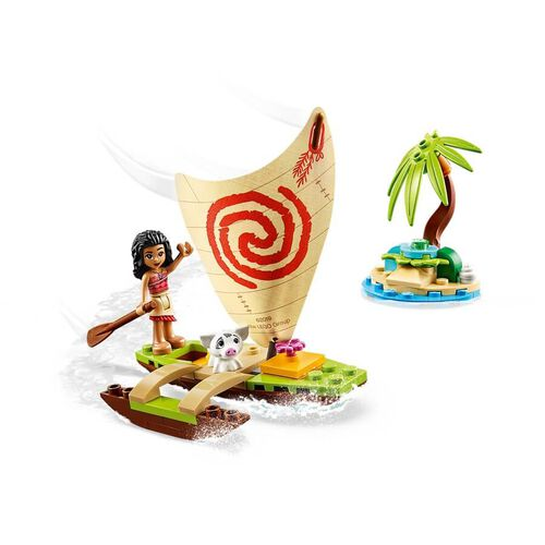 LEGO Disney Princess Moana's Ocean Adventure 43170