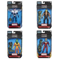 Marvel Legends Series Video Game 6 Inch Figure (Build-a-Figure Abomination)- Assorted