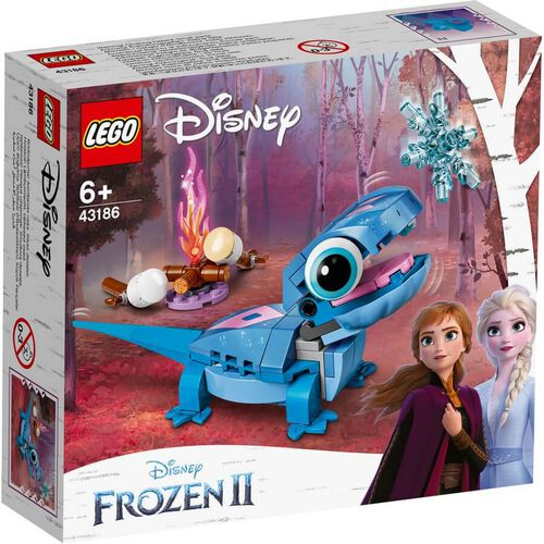Lego Disney Princess Bruni The Salamander Buildable Character 43186