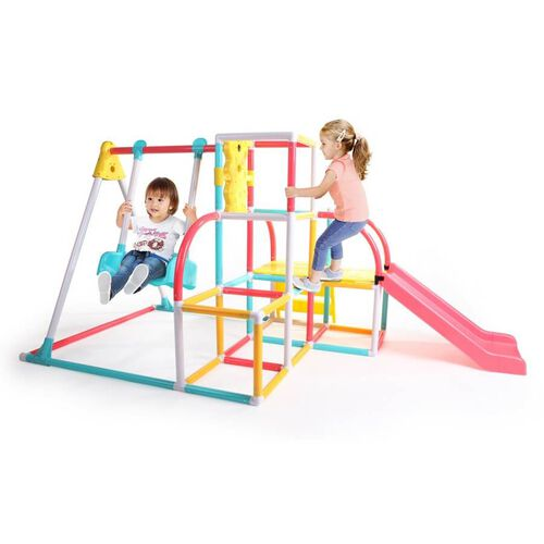 Grow'N Up 4-In-1 Activity Swing Set